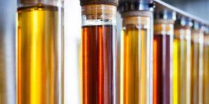 Biofuel Test Tubes