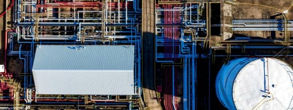 CCS piping network