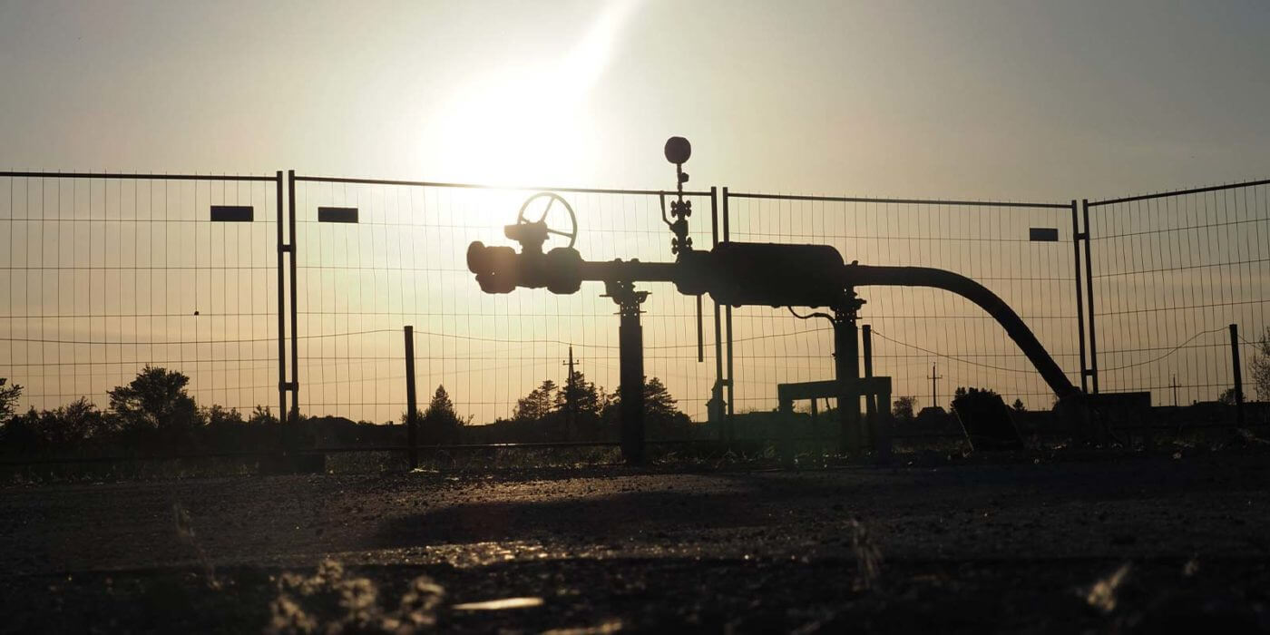 Methane emission source