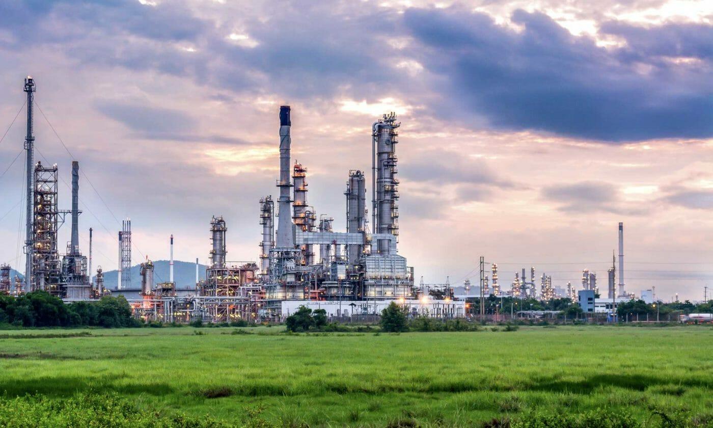 Carbon Capture plant