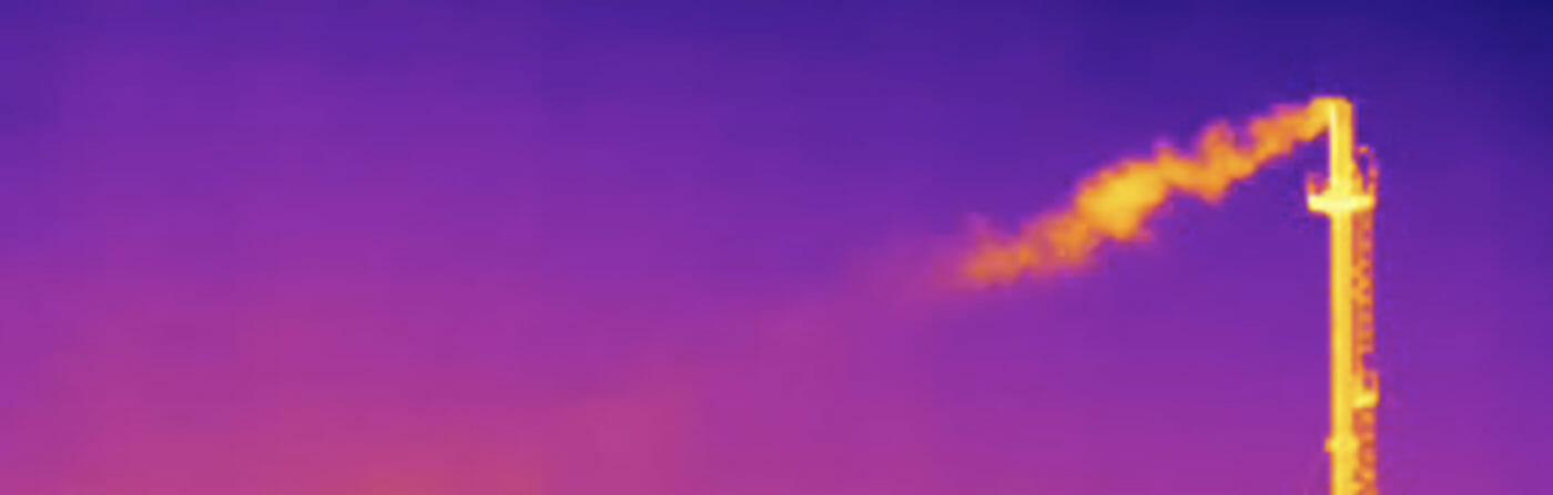 Hidden emission footage