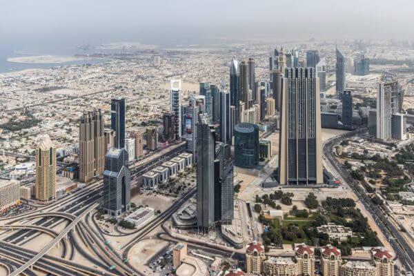 UAE decarbonization plans