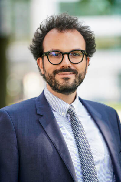 CATF European Board Member - Dr Simone Tagliapietra